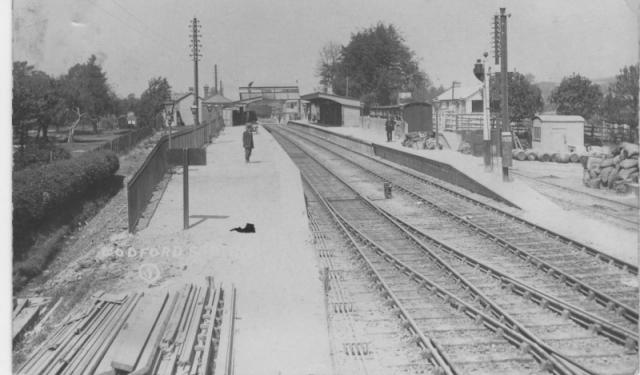 Codford Station