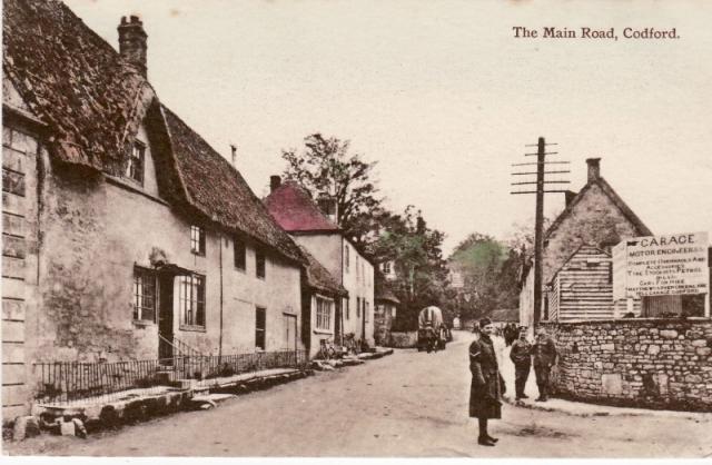 Green Lane Junction on the High Street