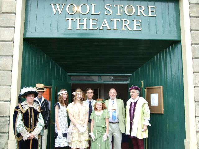 Woolstore Theatre Open Day