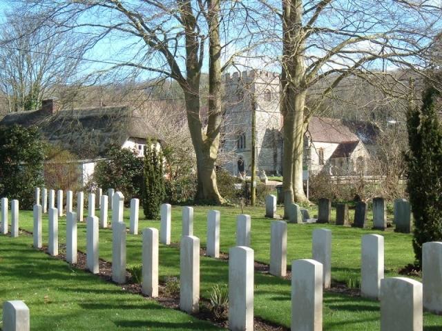 Anzac War Graves