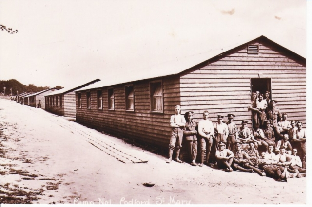 Codford Camp WWI