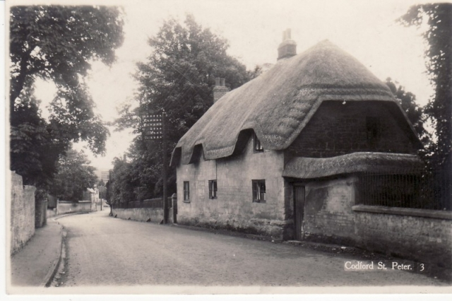 Cottage by the Manor House